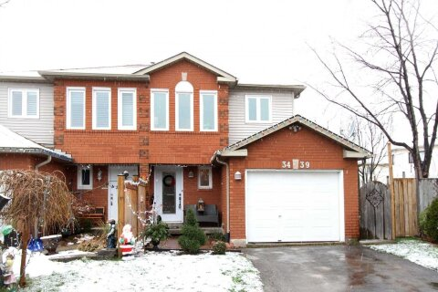 Townhouse for sale at 3439 Nighthawk Tr Mississauga Ontario - MLS: W5057573