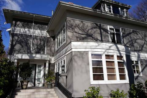 Townhouse for sale at 3439 Osler St Vancouver British Columbia - MLS: R2438646