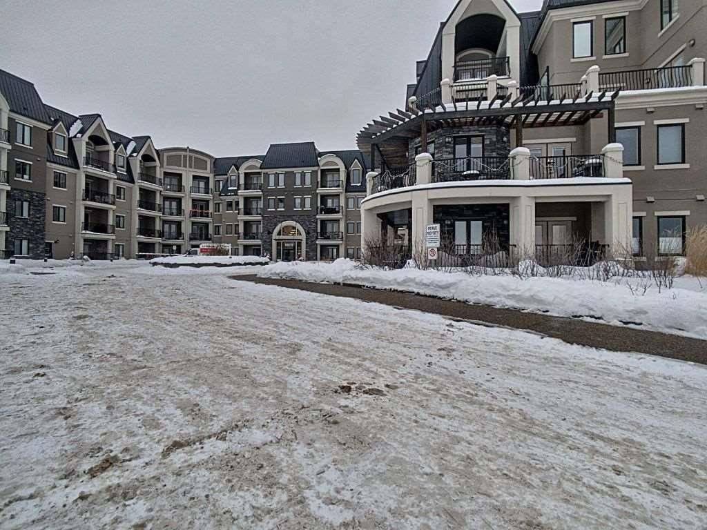 Condo for sale at 6079 Maynard Wy Nw Unit 344 Edmonton Alberta - MLS: E4185263