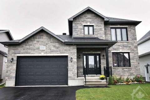 House for sale at 344 Colmar St Embrun Ontario - MLS: 1207990
