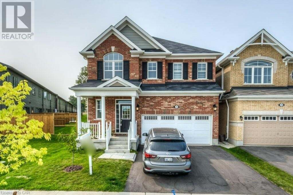 House for sale at 344 Equestrian Wy Cambridge Ontario - MLS: 40020521