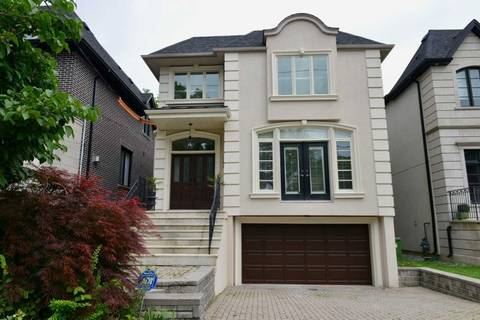 House for rent at 344 Glengarry Ave Toronto Ontario - MLS: C4513553