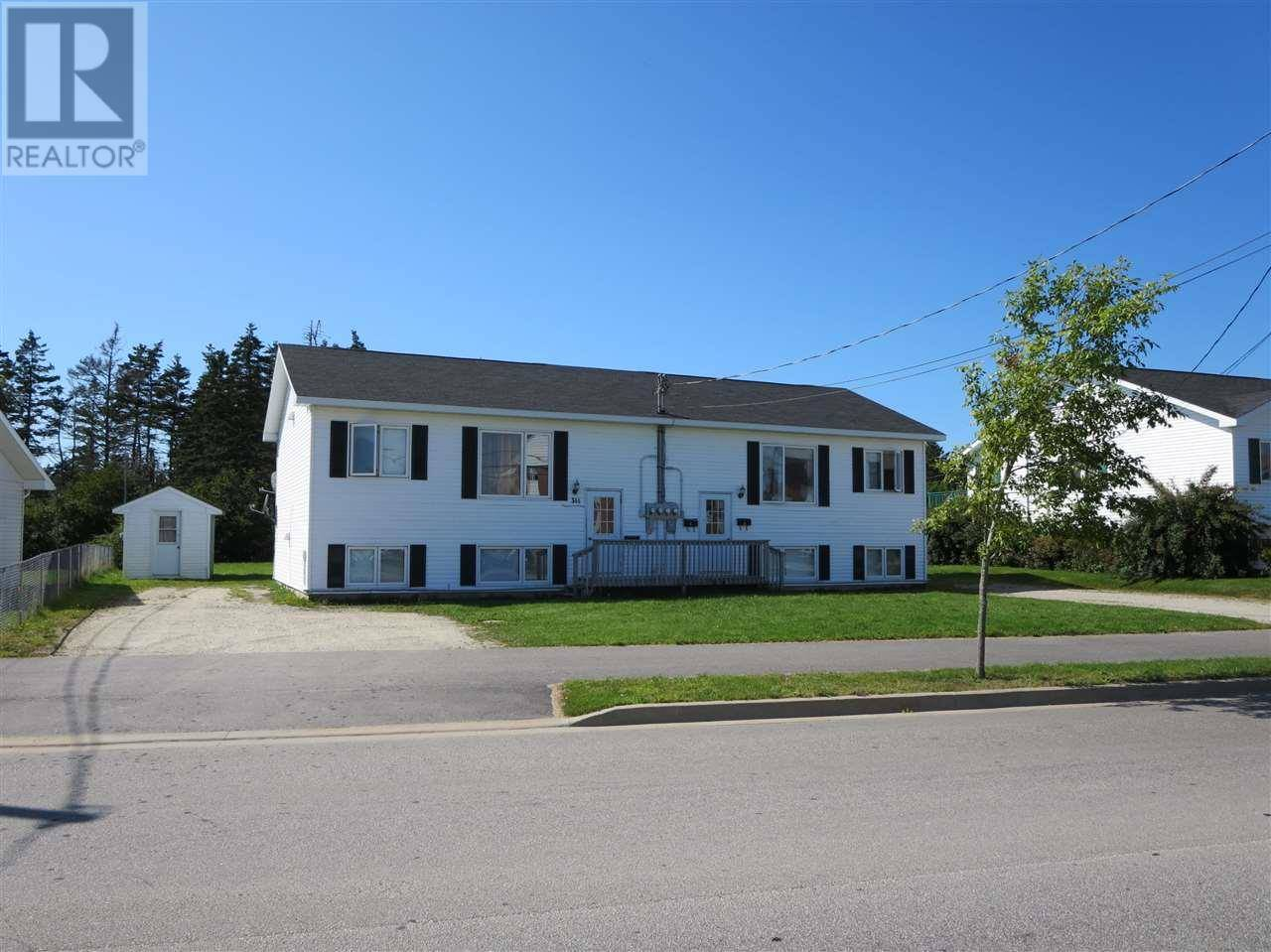 Townhouse for sale at 344 Pleasant St Yarmouth Nova Scotia - MLS: 5066697