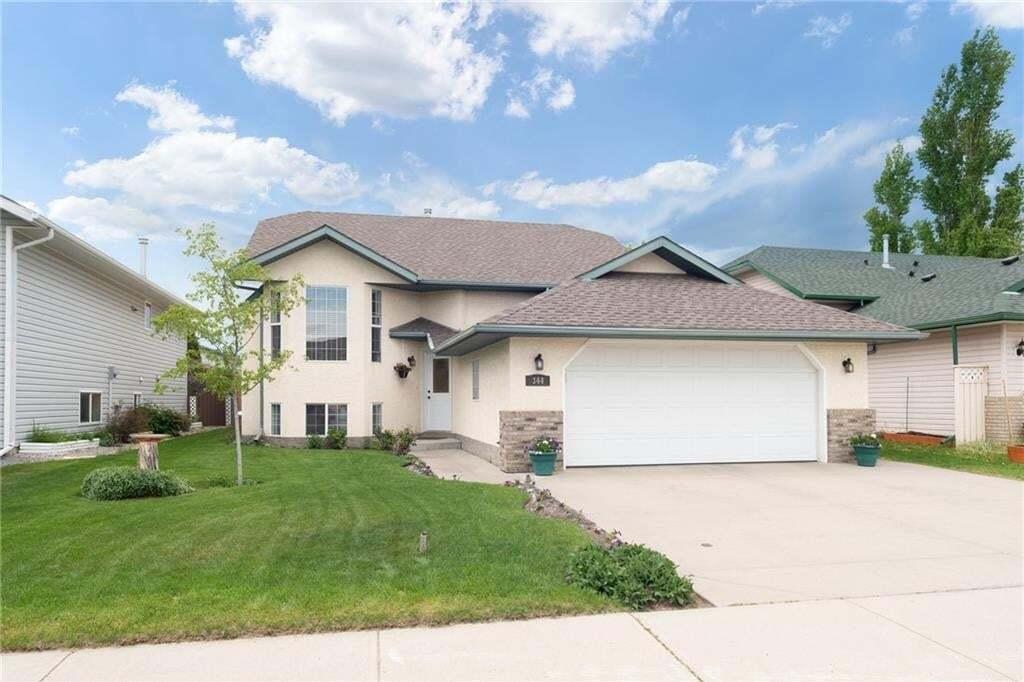 House for sale at 344 Strathaven Dr Strathaven, Strathmore Alberta - MLS: C4300279
