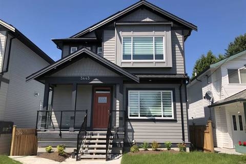 House for sale at 3443 Liverpool St Port Coquitlam British Columbia - MLS: R2408440