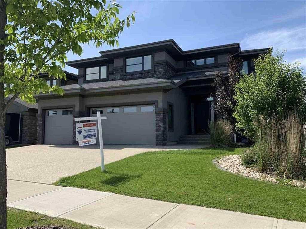 House for sale at 3444 Keswick Blvd Sw Edmonton Alberta - MLS: E4194401