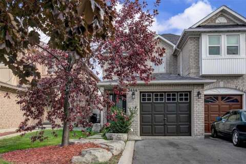 Townhouse for sale at 3444 Spirea Terr Mississauga Ontario - MLS: W4928597