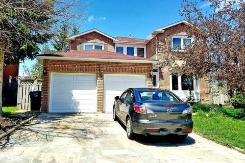 House for sale at 3445 Burgess Cres Mississauga Ontario - MLS: W4523079