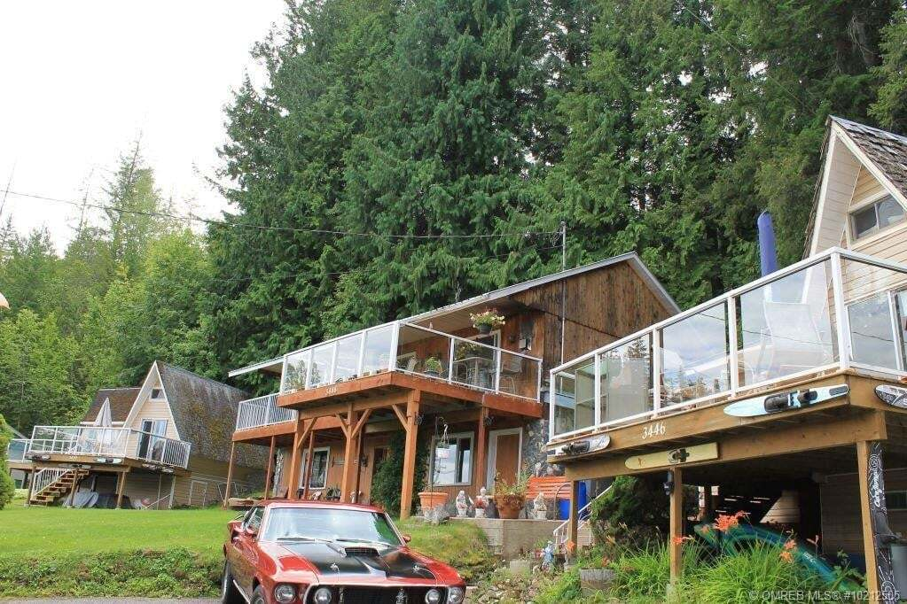 House for sale at 3448 Eagle Bay Rd Eagle Bay British Columbia - MLS: 10212505