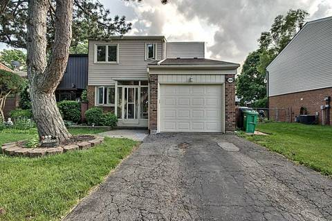 Townhouse for sale at 3448 Longleaf Ct Mississauga Ontario - MLS: W4499352