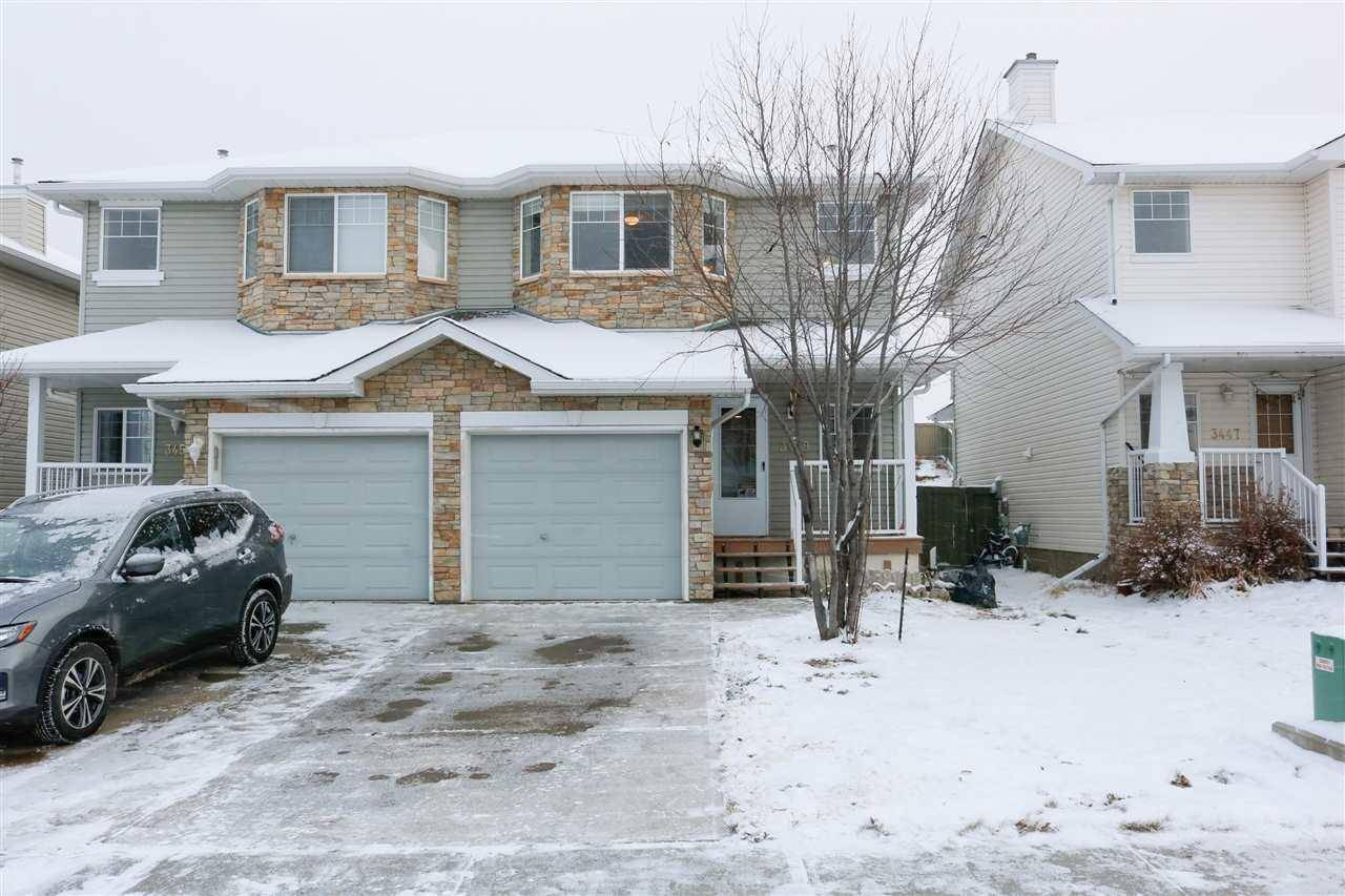 Townhouse for sale at 3449 11 St Nw Edmonton Alberta - MLS: E4181480