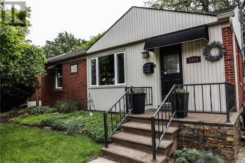 House for sale at 3449 Longfellow  Windsor Ontario - MLS: 19019773
