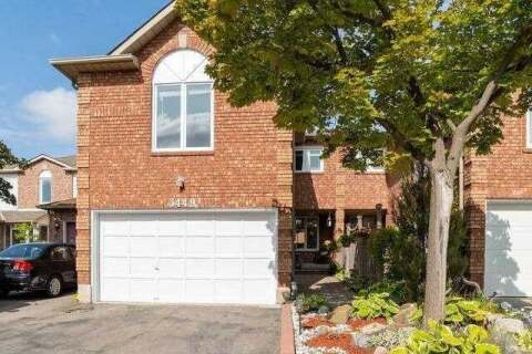 Townhouse for sale at 3449 Nighthawk Tr Mississauga Ontario - MLS: W4918000