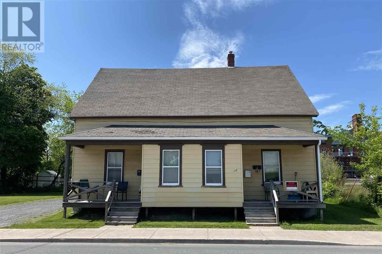 Townhouse for sale at 347 Washington St Unit 345 New Glasgow Nova Scotia - MLS: 202010339