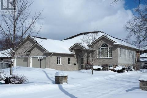 House for sale at 345 4th Ave West Owen Sound Ontario - MLS: 179839