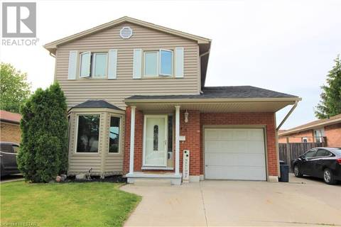 House for sale at 345 Banbury Cres London Ontario - MLS: 200605