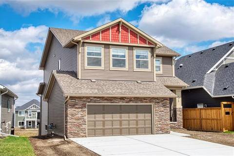 House for sale at 345 Bayside Cres Airdrie Alberta - MLS: C4244671