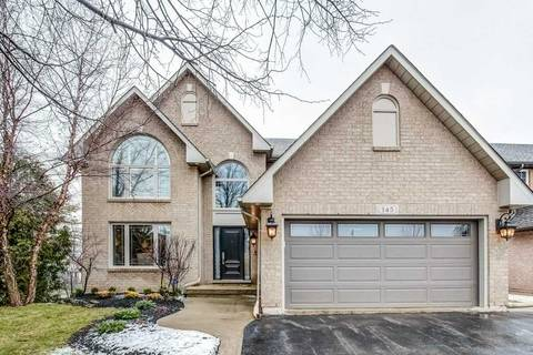 House for sale at 345 Canyon Cres Oakville Ontario - MLS: W4730031