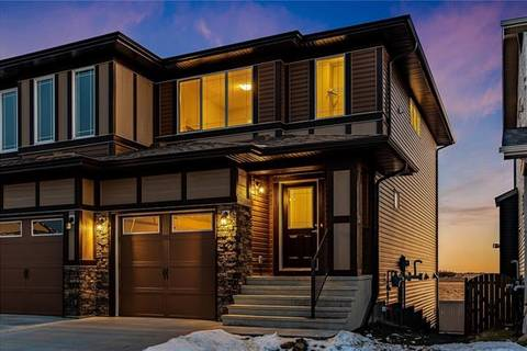 Townhouse for sale at 345 Hillcrest Rd Southwest Airdrie Alberta - MLS: C4273809
