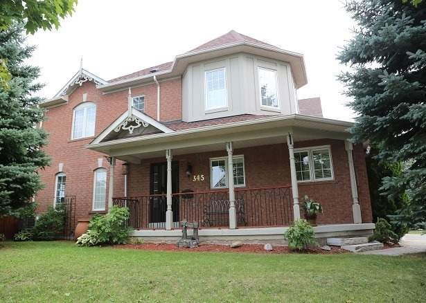 House for sale at 345 Hollandview Trail Aurora Ontario - MLS: N4268157