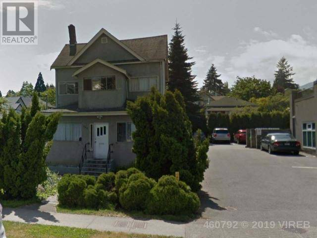 House for sale at 345 Prideaux St Nanaimo British Columbia - MLS: 460792