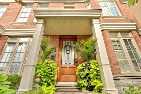 Townhouse for sale at 345 Randall St Oakville Ontario - MLS: W4414784