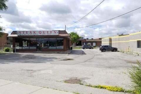Commercial property for lease at 345 Rexdale Blvd Toronto Ontario - MLS: W4893304