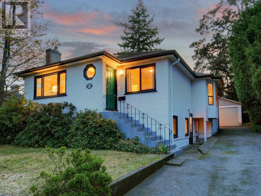 Removed: 3450 Doncaster Drive, Victoria, BC - Removed on 2019-10-25 08:09:07