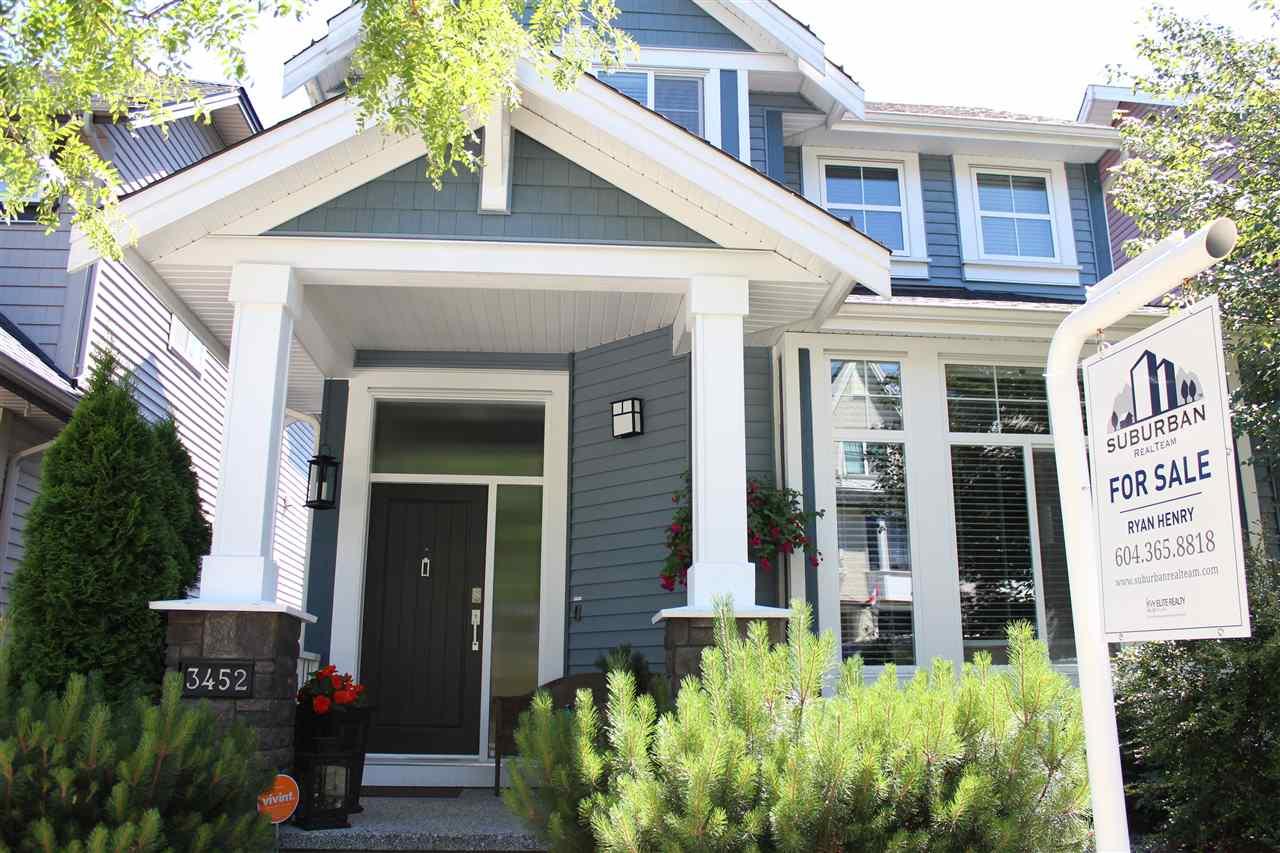 Sold: 3452 Roxton Avenue, Coquitlam, BC