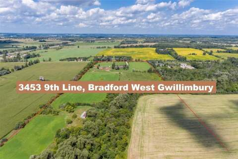 Commercial property for sale at 3453 9th Line Bradford West Gwillimbury Ontario - MLS: N4908035