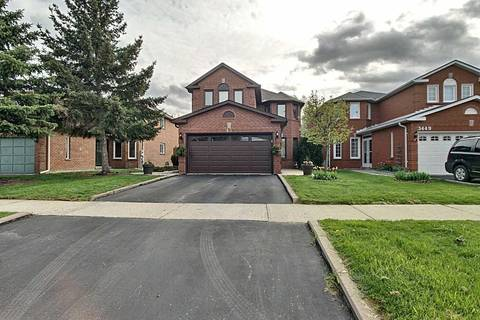 House for sale at 3453 Nutcracker Dr Mississauga Ontario - MLS: W4456568