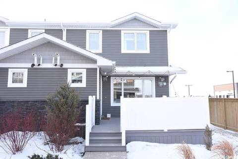 Townhouse for sale at 3455 Elgaard Dr Regina Saskatchewan - MLS: SK799160