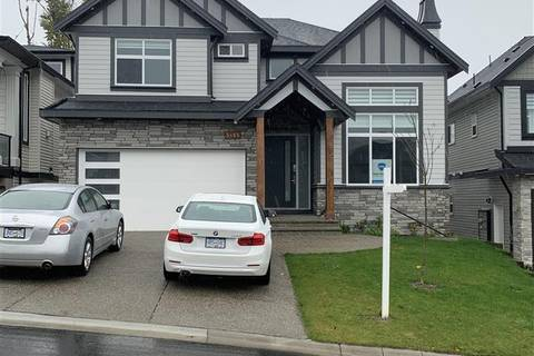 House for sale at 3455 Hill Park Pl Abbotsford British Columbia - MLS: R2414647