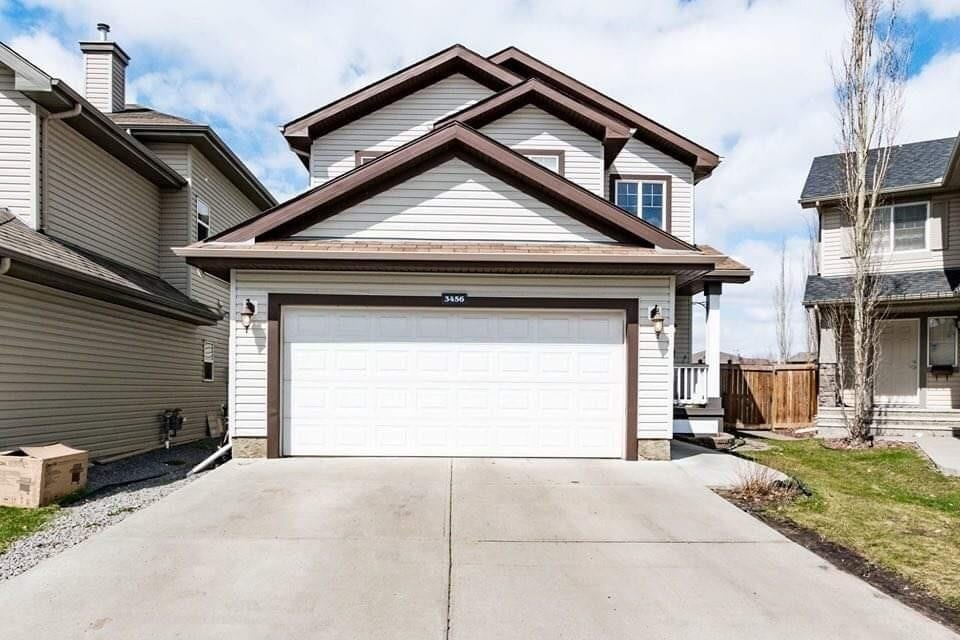 House for sale at 3456 28 St NW Edmonton Alberta - MLS: E4203096