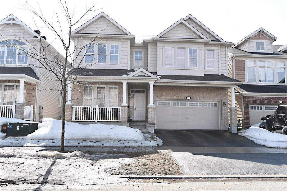 Removed: 3456 River Run Avenue, Ottawa, ON - Removed on 2019-05-25 23:42:02
