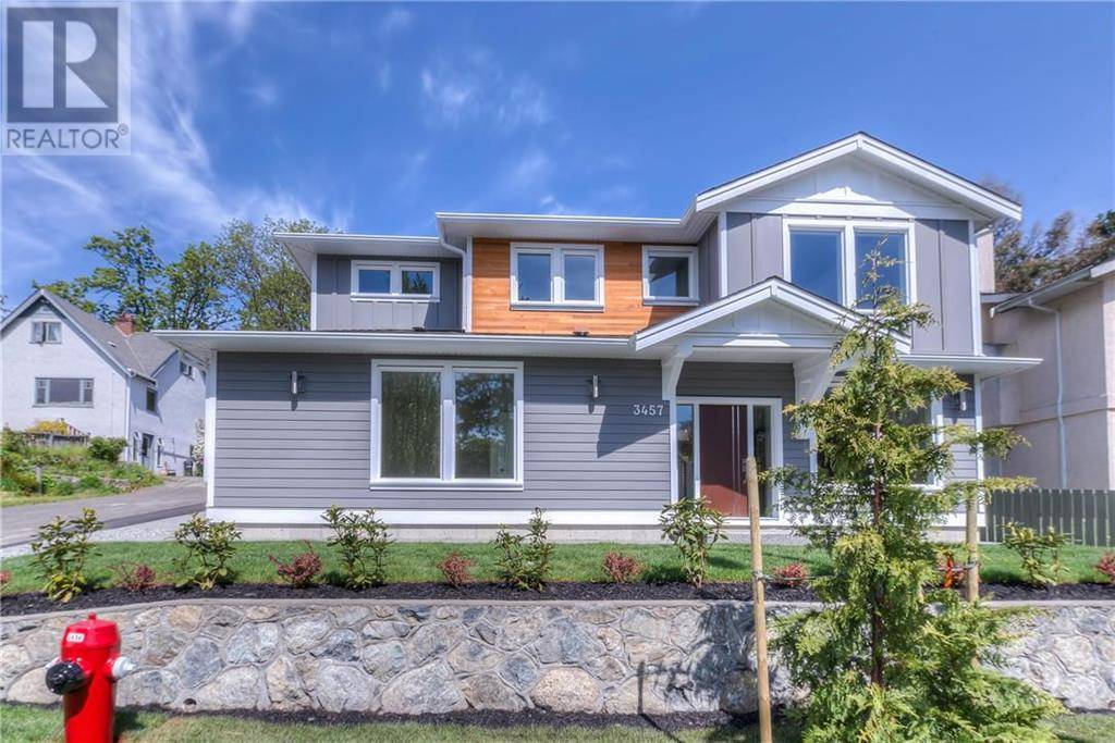 House for sale at 3457 Cobb Ln Victoria British Columbia - MLS: 414128