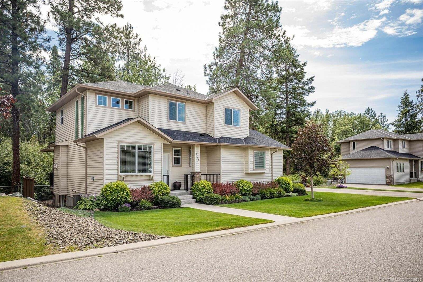 House for sale at 3457 Creekview Cres West Kelowna British Columbia - MLS: 10210951