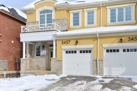 Townhouse for rent at 3457 Eternity Wy Oakville Ontario - MLS: W4634245