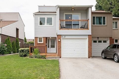 Townhouse for rent at 3458 Ash Row Cres Mississauga Ontario - MLS: W5088470