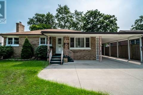 House for sale at 3458 Dominion  Windsor Ontario - MLS: 19021683