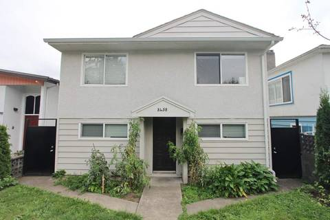House for sale at 3458 Knight St Vancouver British Columbia - MLS: R2429964