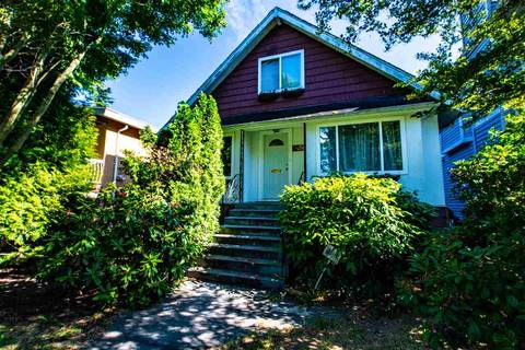House for sale at 3458 King Edward Ave W Vancouver British Columbia - MLS: R2327446