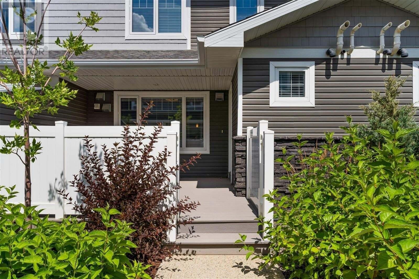Townhouse for sale at 3459 Elgaard Dr Regina Saskatchewan - MLS: SK821513