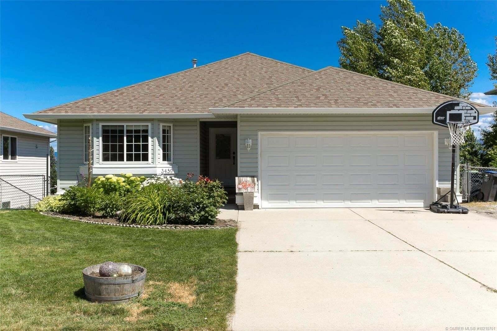 House for sale at 3459 Rosedale Ct West Kelowna British Columbia - MLS: 10210701