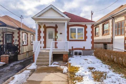 House for sale at 346 Blackthorn Ave Toronto Ontario - MLS: W4697260