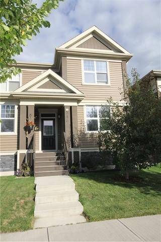 Townhouse for sale at 346 Chaparral Valley Dr Southeast Calgary Alberta - MLS: C4269641