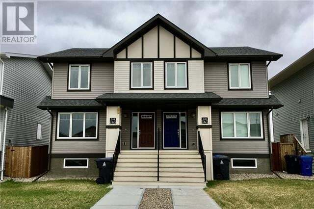 Townhouse for sale at 346 Coalbanks Blvd West Lethbridge Alberta - MLS: ld0193509