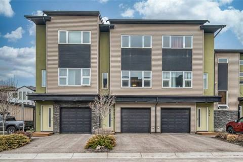 Townhouse for sale at 346 Covecreek Circ Northeast Calgary Alberta - MLS: C4295821