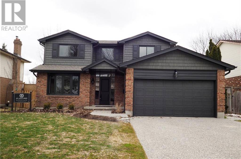 House for sale at 346 Crimson Cres Waterloo Ontario - MLS: 30800379