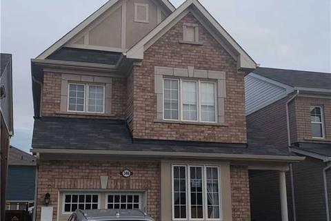 House for rent at 346 Emmett Landing  Milton Ontario - MLS: W4585105